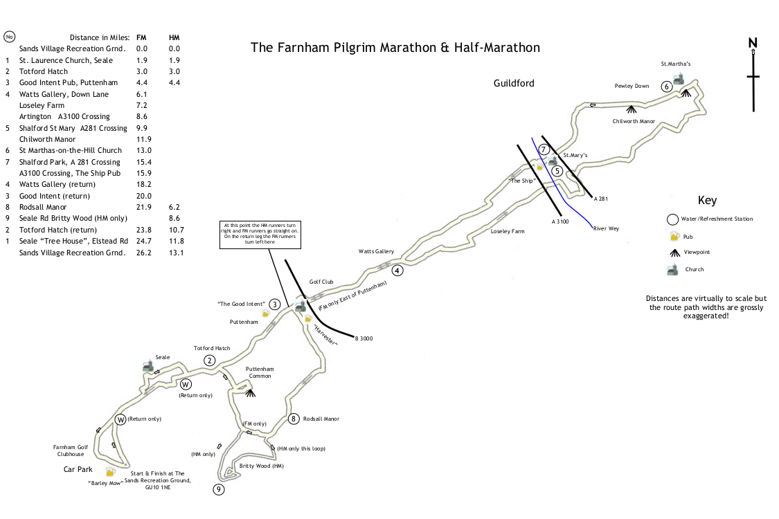Farnham_route