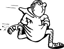 Running Monk