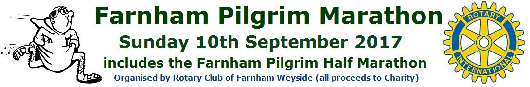 Farnham Pilgrim Marathon 2017