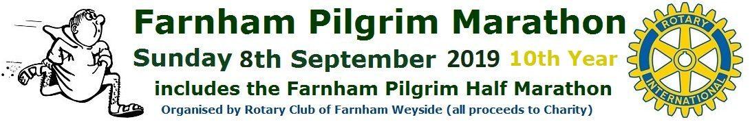Farnham Pilgrim Marathon 2019