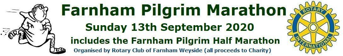 Farnham Pilgrim Marathon 2020
