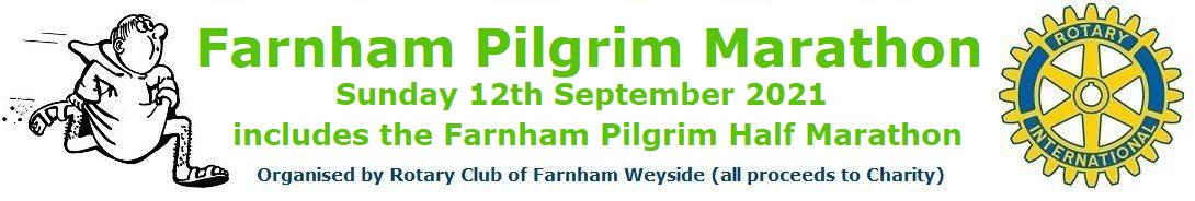 Farnham Pilgrim Marathon 2021